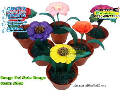 Vas Pot Bunga Keramik Kotak Bambu bunga pot satu bunga souvenir pernikahan