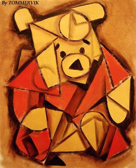 cubism and culture world 0500203423 the modern art unit of our class was by far my favorite pooh bear was my favorite childhood