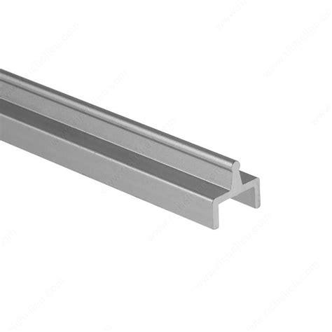 slider door track hardware single sliding door track home design single bottom track richelieu hardware