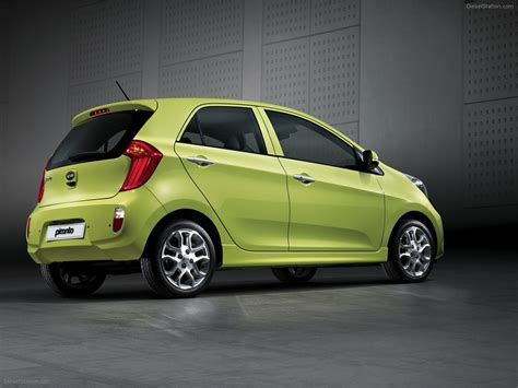 Kia Diesel Cars Kia Picanto 2012 Car Wallpapers 02 Of 82 Diesel