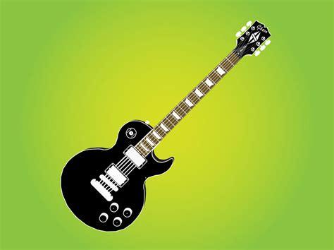 guitar clipart vectors
