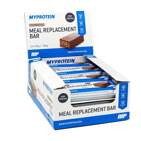 top meal replacement bars high protein meal replacement bars myprotein com