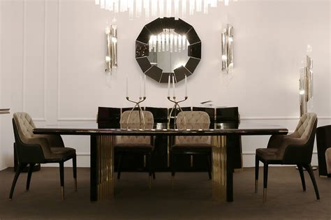 dining room lighting trends 2017 isaloni 2017 highlighting the most majestic wall mirror