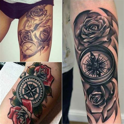 compass and rose tattoo meaning compass designs popular ideas for compass tattoos
