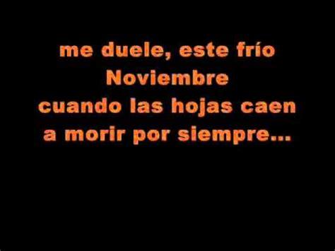 reik noviembre sin ti lyrics reik yo quisiera doovi