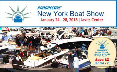 ny waterway boat show progressive boat show