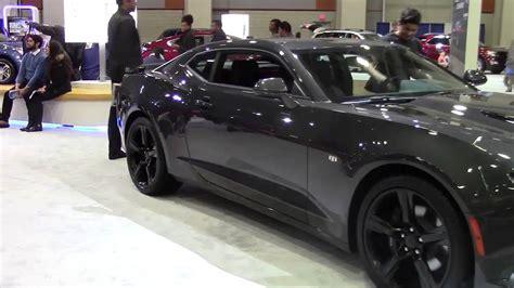dc auto show camaro z28 2017 washington dc auto show 2016