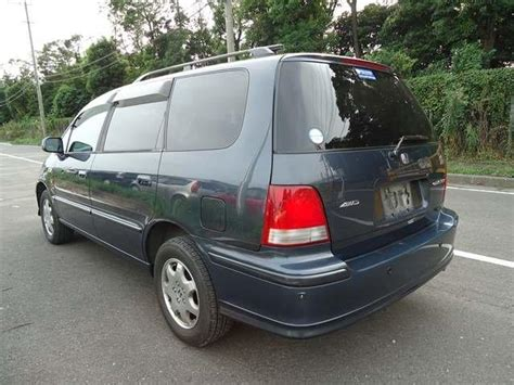 car owners manuals for sale 1998 honda odyssey regenerative braking 1998 rhd honda odyssey for sale rsmc vehicle 12 885