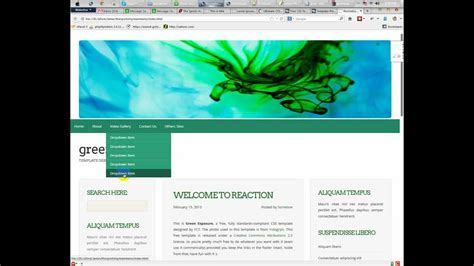 bootstrap tutorial rr foundation how to create dropdown menu in css rr foundation bangla
