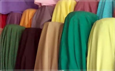 Harga Kain Polos Per Meter daftar harga kain sifon per meter jenis motif dan polos