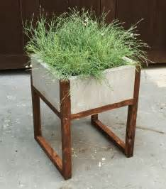 white home depot dih workshop modern paver planter