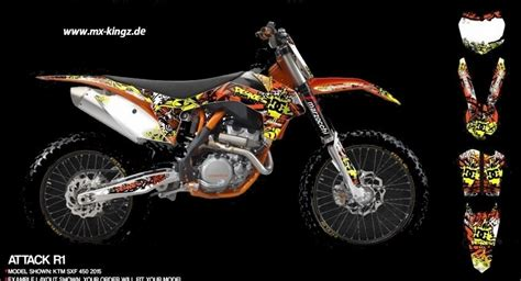 dekor ktm ktm dekore mx kingz motocross shop