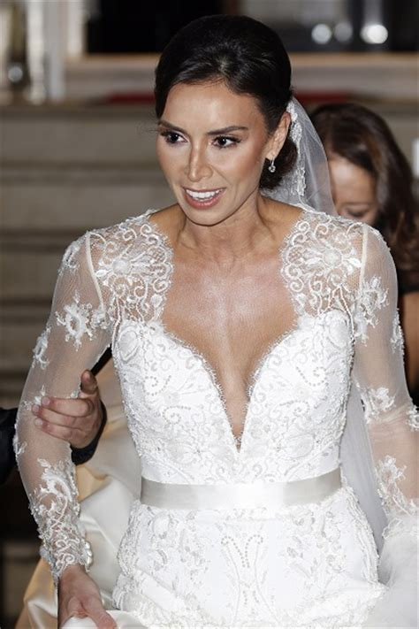 Frank Lampard and Christine Bleakley?s wedding photos