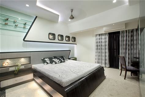 Best Bedroom Interior Designs Residential Interior Designers In Navi Mumbai Archives Delecon Designers