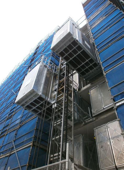 ascensore a cremagliera ascensore da cantiere maber