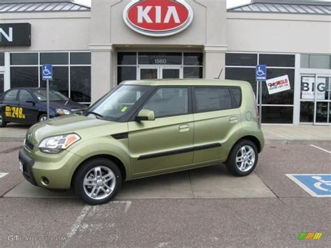 2010 green kia soul 7701060 gtcarlot car color galleries
