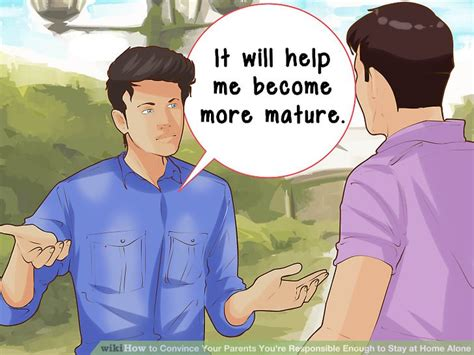 how to convince your parents you re responsible enough to