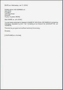 Bank Authorization Letter For Statement every bit of life authorization letter for bank statement