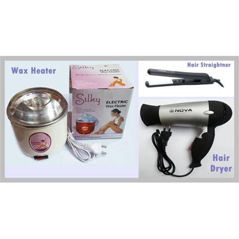 Hair Dryer Combo by Combo Of Hair Dryer Branded Steamer Hair