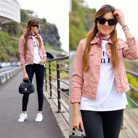Mango Original Pink marianela yanes mango jacket adidas superstar snekaers