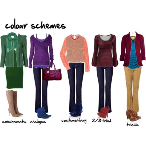 matching color combinations for 2 voguemagz
