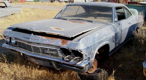 1965 impala parts for sale 1965 chevrolet impala 2 door hardtop silver for sale