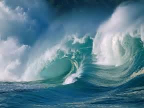 Ocean Waves Free Screensaver 1.0 Screenshot