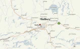 greater sudbury location guide