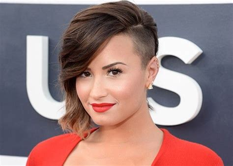 30 Modern Shaved Hairstyles And Edgy Undercuts For Women
