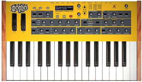 Keyboard Synthesizer world of synthesizers mopho keyboard synthesizer dsi review