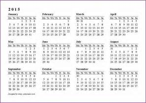 2015 calendar printable free designproposalexample com