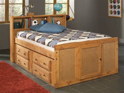 full bed frame with storage furniture black full size captain bed frame with storage