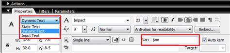 membuat jam digital pada flash membuat jam digital beserta hari dan tanggal dengan