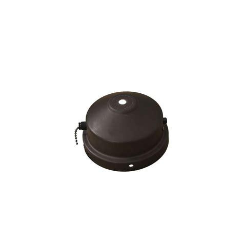 switch housing for ceiling fan waterton ii 52 in rubbed bronze ceiling fan