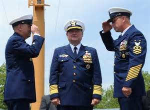 coast guard officer coast guard changes most senior enlisted chief petty