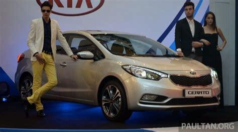Kia In Malaysia New Kia Cerato Launched In Malaysia Autoevolution