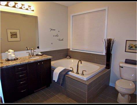 staged bathrooms staged bathroom contemporary bathroom ottawa by