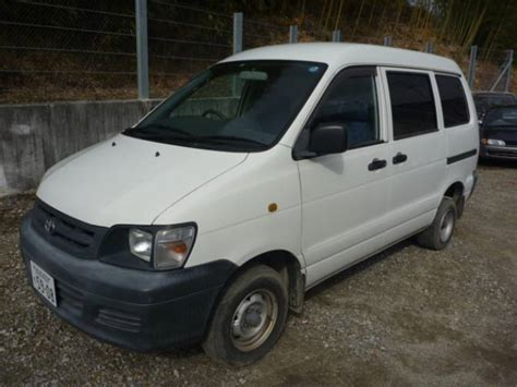 Toyota Townace Dx 1999 11 Toyota Townace Kr42v Dx Clean For Sale