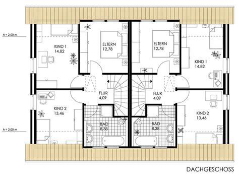 Bugalow by Doppelhaus Gk Bauplanung Georg Kleinert Gmbh In Weyhe