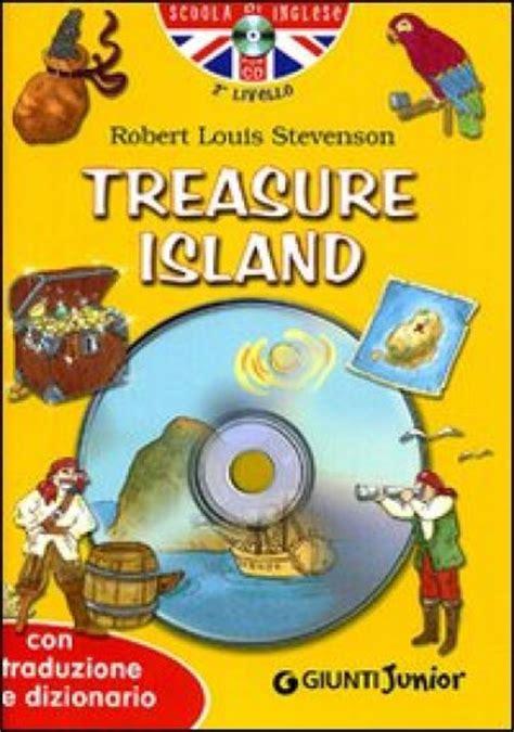testo treasure treasure island con traduzione e dizionario con cd audio