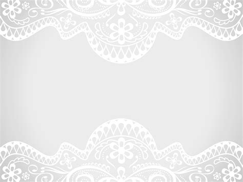 lace template floral lace ornament backgrounds for presentation ppt