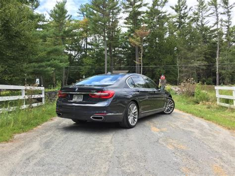 bmw 750i xdrive review review 2016 bmw 750i xdrive ny daily news