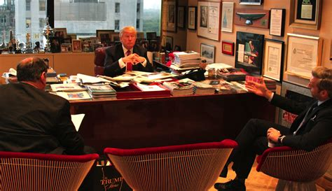 donald trump office why trump the businessman thinks he should be trump the