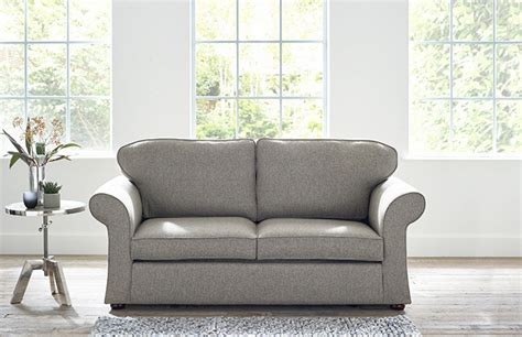 fabric sofa uk 2 5 seater traditional fabric sofa white cream