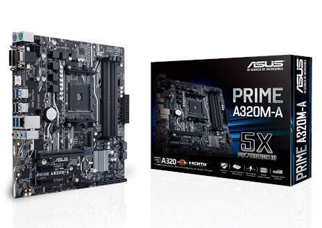 Diskon Mb Asus Prime A320m K Am4 buy asus prime a320m a motherboard motherboards scorptec computers