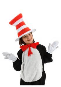 cat in the hat halloween costumes seuss kids cat in the hat accessory kit