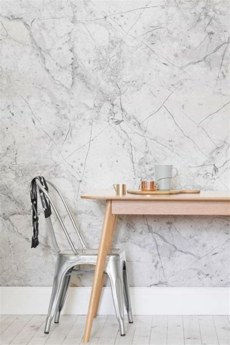 Peel And Stick Removable Wallpaper by 7 Reasons You Will Love A Marble Wallpaper Daily Dream Decor