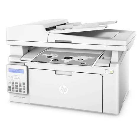 hp laserjet pro m130fn all in one monochrome laser printer