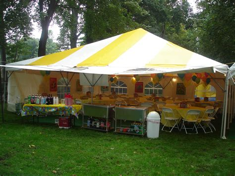 At Home Canopy Tent Rental And Tent Service Of Nassau And