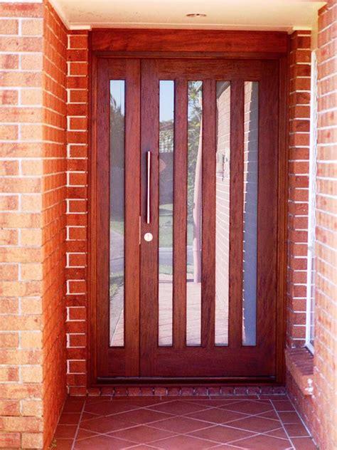 solid timber front  entry doors beachwood doors